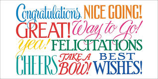 congratulations card say congratulations card congratulations by cardsdirect