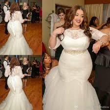 big wedding dresses custom made 2016 place wedding dresses big size sheer crew neck 1