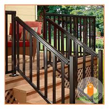 Banister Rail And Spindles Porch Railing Home U0026 Garden Ebay