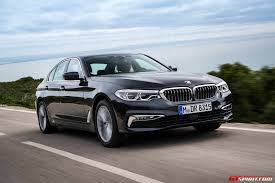 bmw 530d review u2013 the new bmw 5 series g30 gtspirit
