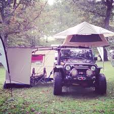 Hardtop Awnings For Trailers Best 25 Jeep Tent Ideas On Pinterest Jeep Camping Jeep