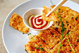 cara membuat pancake kimchi resep kimchijeon alias bakwan kimchi ala korea
