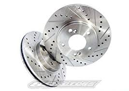 bmw rotors amazon com 1995 1999 bmw m3 e36 performance brake rotors front