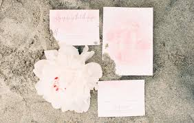 Blush Wedding Invitations Pittsburgh Wedding Invitations And Fine Stationery Blush Paper