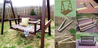 How To Build A Backyard How To Build A Backyard Swing Set Home Design Garden