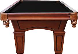 playcraft st lawrence slate pool table w leather drop pockets