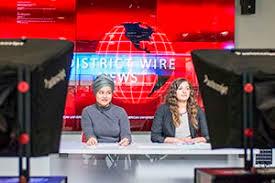 top broadcast journalism graduate schools american university one of top ten places to study broadcast