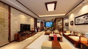 Chinese Living Room Fantastic Living Room In Chinese Duplex Interior Design New