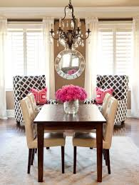 pink dining rooms becolorful