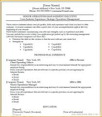 monstercom resume templates resume templates ms word templates exles