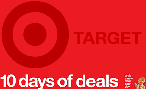 target black friday discount target u0027s 10 days of deals revealed first ever cyber monday