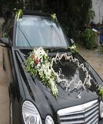 hochzeitsdekoration auto autoschmuck hochzeit hochzeit wedding wedding