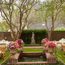 outdoor wedding venues houston the best houston venues for a garden wedding brides