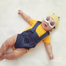 baby minion costume baby costumes diy boys baby minion costume