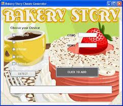 bakery story hack apk hacks and cheats bakery story cheats generator