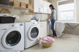 Home Design Story Washing Machine Tricks For Cutting Your Laundry Time In Half Daily Mail Online