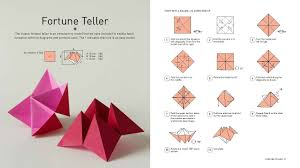 what to write on a paper fortune teller perfectly mindful origami the art and craft of geometric origami perfectly mindful origami the art and craft of geometric origami 9781911127116 amazon com books