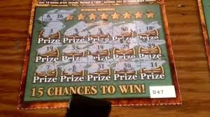 Lottery Instant Wins - new york lottery scratch off win youtube