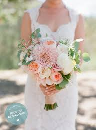 wedding flowers melbourne bouquets style me pretty