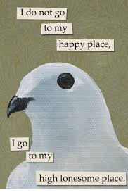 Happy Place Meme - i do not go to my happy place i go to my high lonesome place