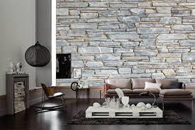 Wohnzimmer Natursteinwand Livingwalls Fototapete Natursteinwand 470745
