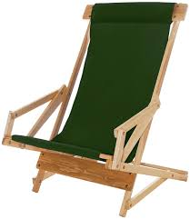 the sling recliner blue ridge chair