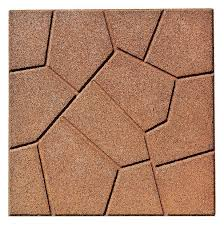 Interlocking Patio Pavers Lowes Q Solutions 24 In X 24 In Reversible Paver Lowe U0027s Canada