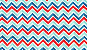 home design blue and red chevron pattern countertops kitchen