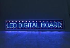 Led Board Led Digital Board At Rs 750 Square S Led Display Board Id
