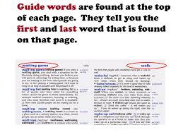 using a thesaurus ppt download