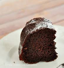 chocolate sour cream bundt cake recipe simple simon and company