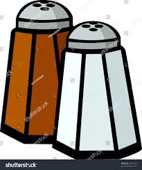 martini shaker clip art salt pepper shakers stock vector 23317354 shutterstock