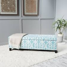 breanna floral fabric storage ottoman by christopher knight home cleo patterned fabric storage ottoman bench by christopher knight