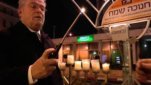 chanukah candle lighting jerusalem great synagogue u0026 chabad