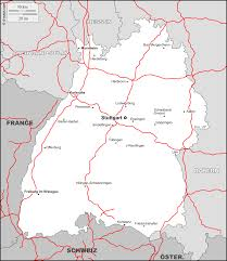 Essen Germany Map by