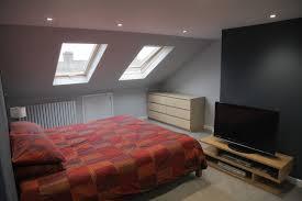 small attic room design ideas twin white table lamp inverted bowl