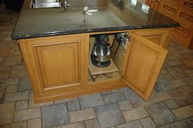 maple kitchen islands maple kitchen island with mixer lift