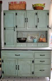 Antique Painted Kitchen Cabinets Hoosier Cupboard Hoosier Cabinet Diy Trash To Treasure Arts