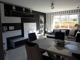 chambre taupe et gris chambre mur gris et blanc chambre taupe et photographie daco