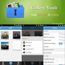 vaulty pro apk hide pictures gallery vault for pc windows xp 7 8 10
