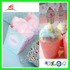 cotton candy wedding favor q955 disposable custom cotton candy packaging fry box