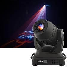 chauvet intimidator spot 455z irc led moving light pssl