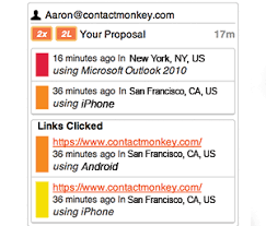 what do different colors mean what do the different colors in the sidebar mean contactmonkey