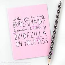 in bridesmaid card bridesmaid card messages will you be my bridesmaid card