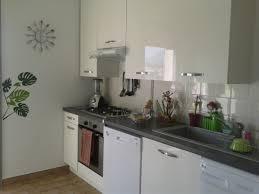 cuisine gris et vert anis cuisine blanc gris anis 4 photos sandinette2a