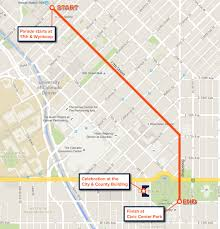 Amtrak National Map by Super Celebration Denver To Honor Broncos With Parade And Rally