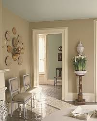 our favorite colors hallway walls trim work and dinnerware