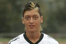 mesut ozil hair style mesut ozil hairstyle mullet hair pictures