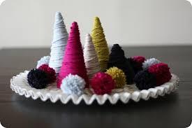 juneberry lane diy yarn christmas tree tutorial