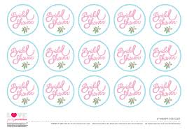 free bridal shower free bridal shower party printables from party printables